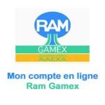 Mon compte en ligne Ram Gamex - www.ramgamex.fr