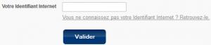Carrefour Banque - Accès à mon compte